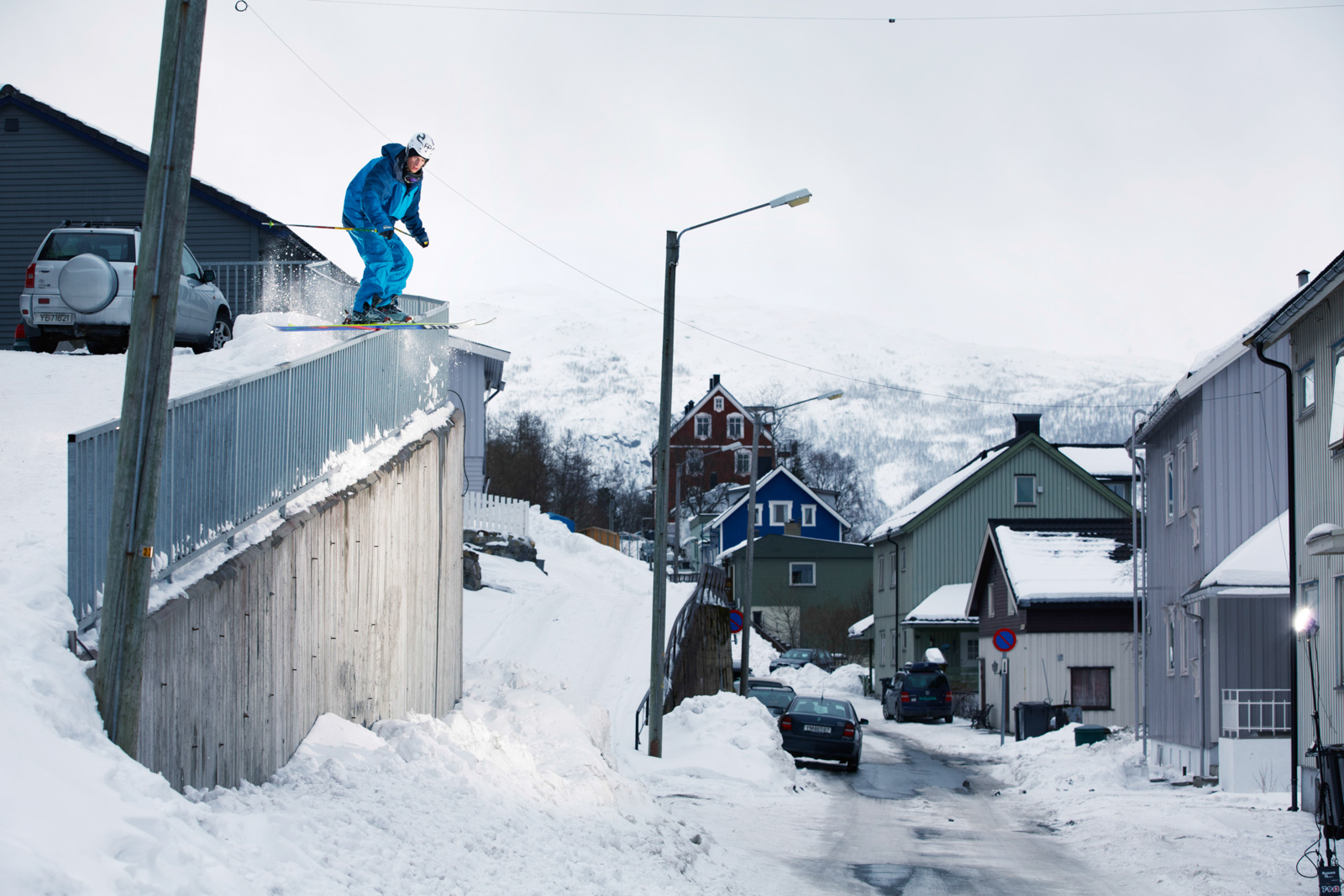 Narvik Backcity Riding | NORRØNA