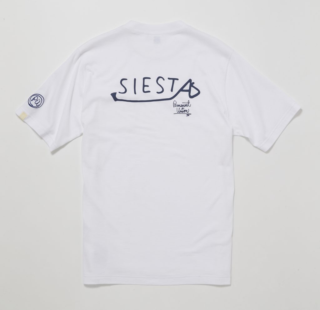 Pocket SIESTA Tee_White_b