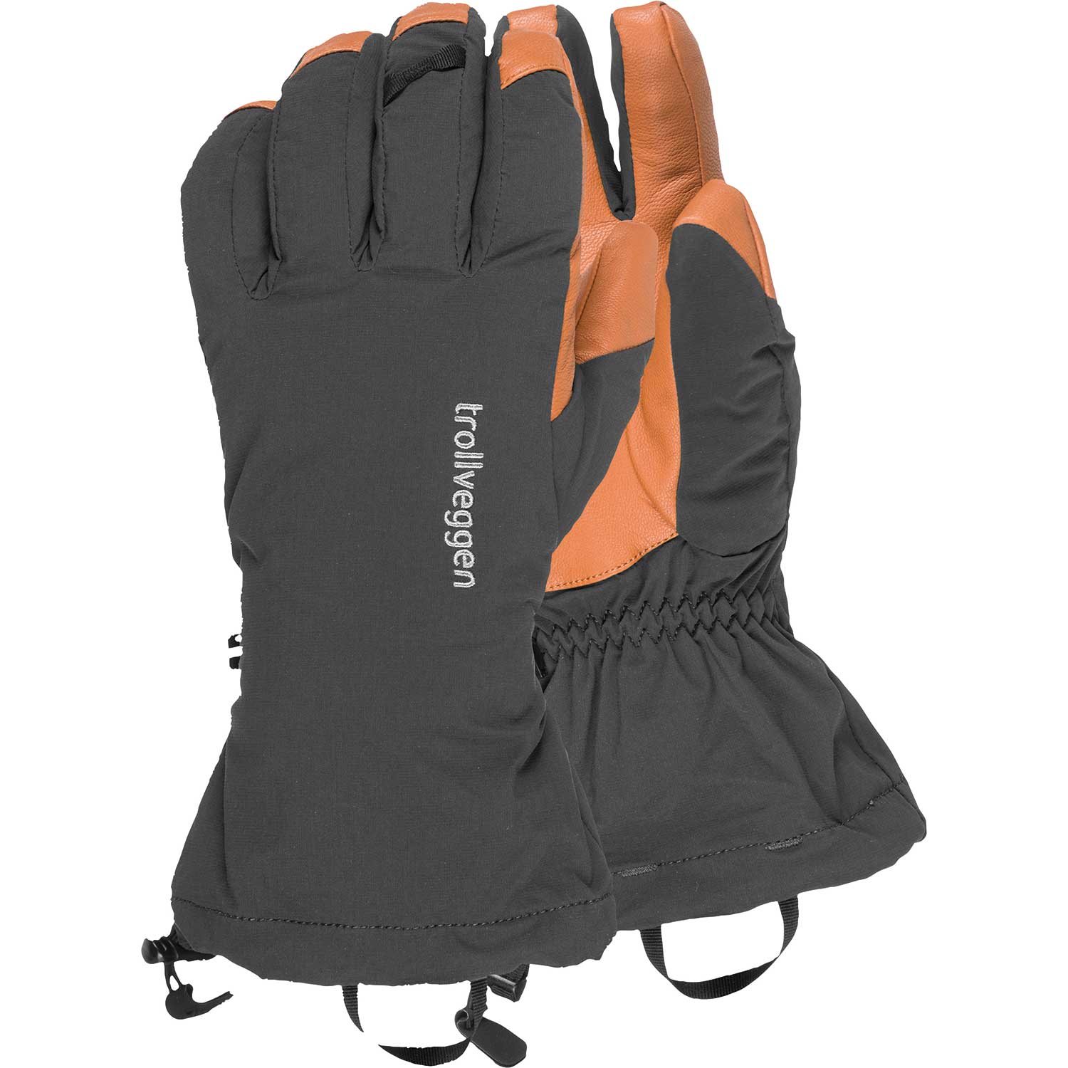 trollveggen dri PrimaLoft170 long Gloves