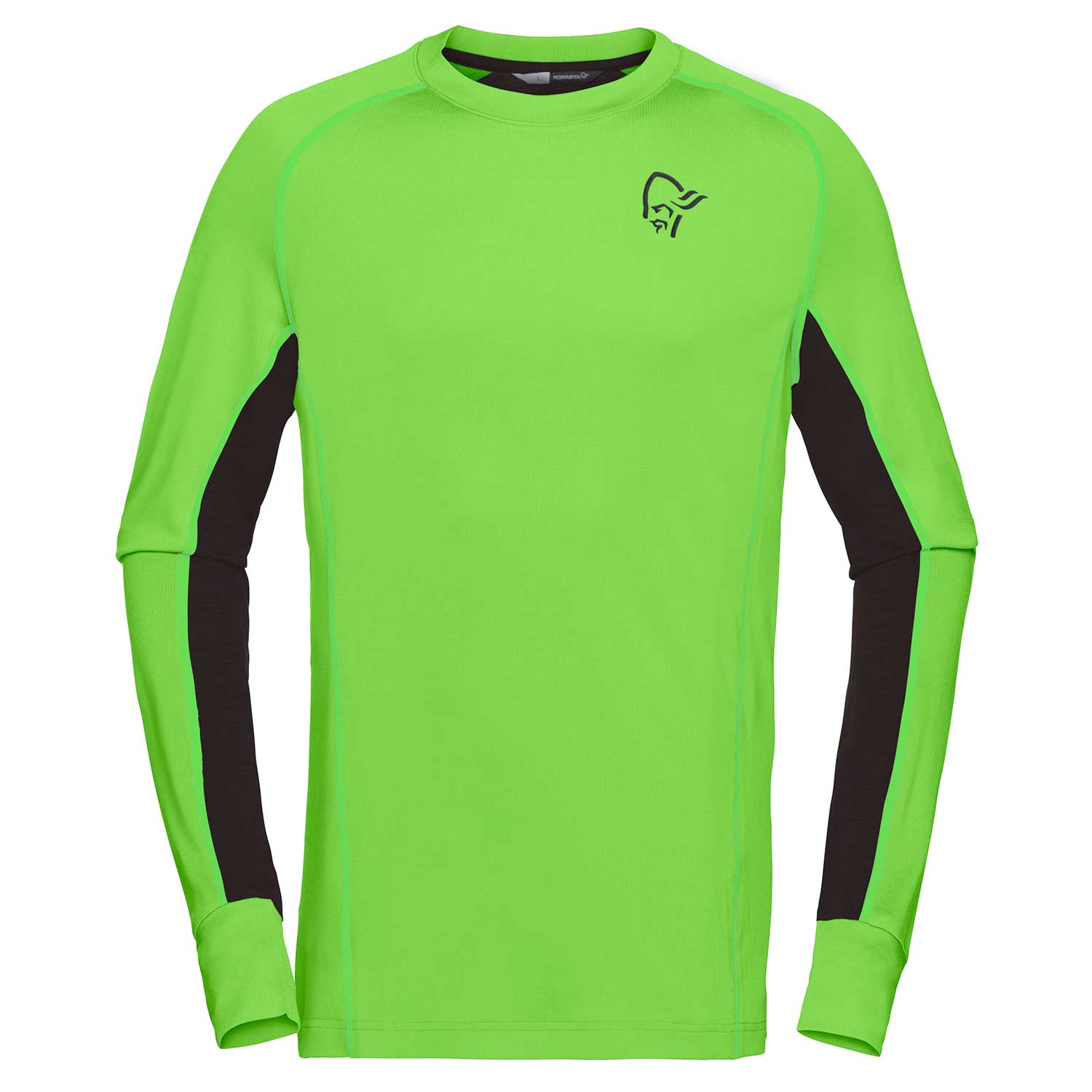 fjørå Powerwool Long sleeve (M)