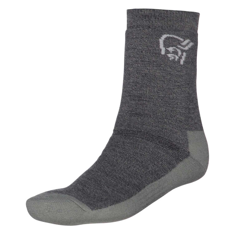 svalbard mid weight Merino socks