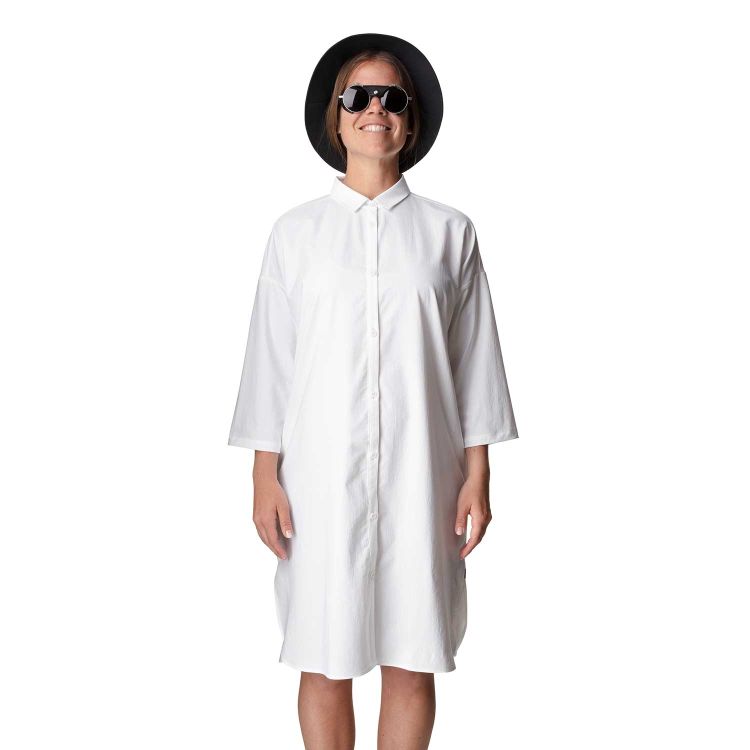 W's Route Shirt Dress