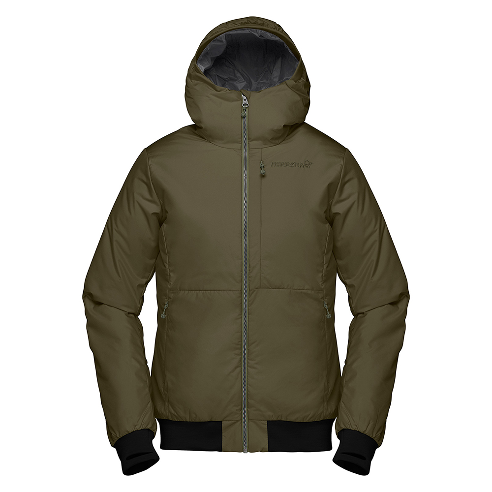 roldal insulated hood Jacket (W)