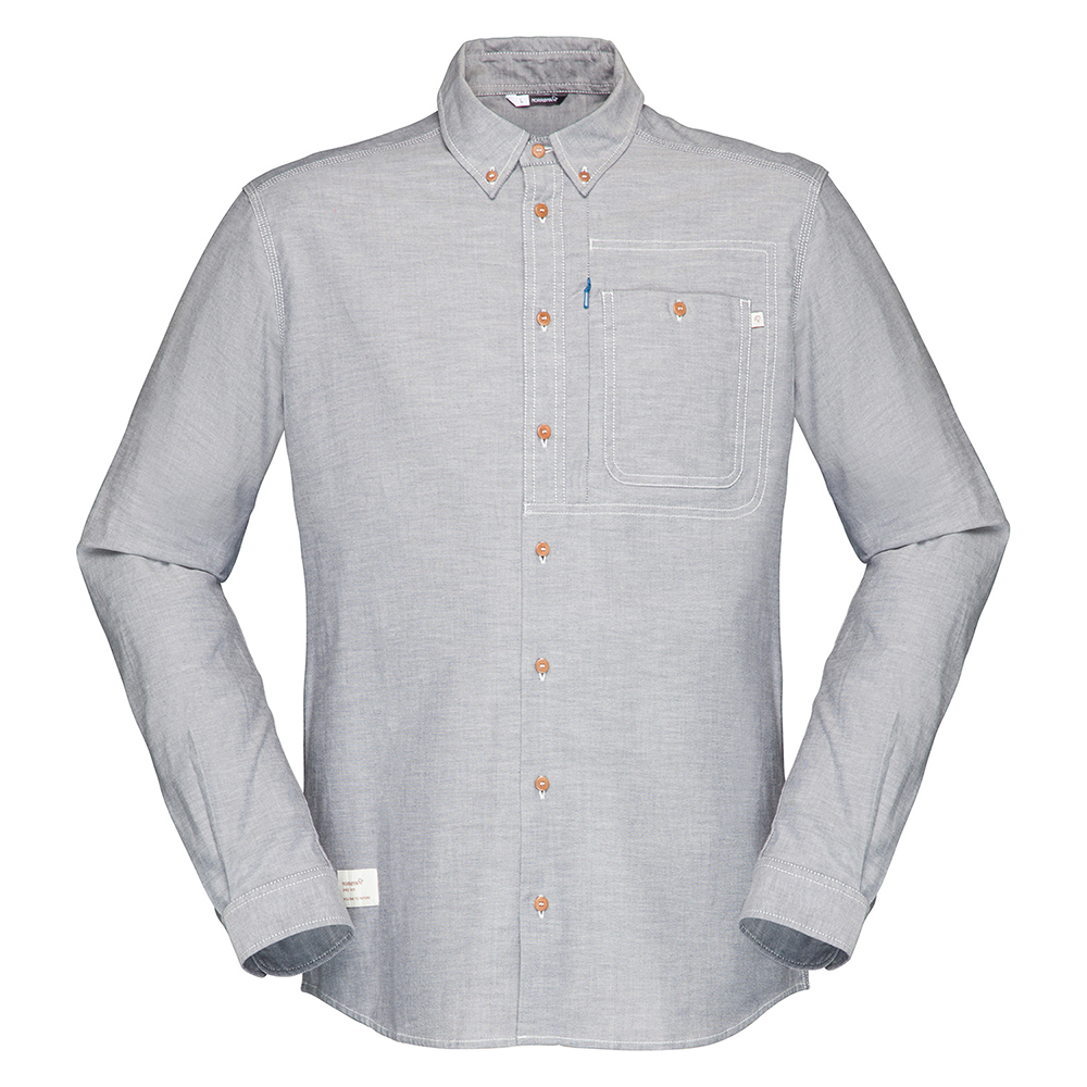 svalbard cotton Shirt (M)