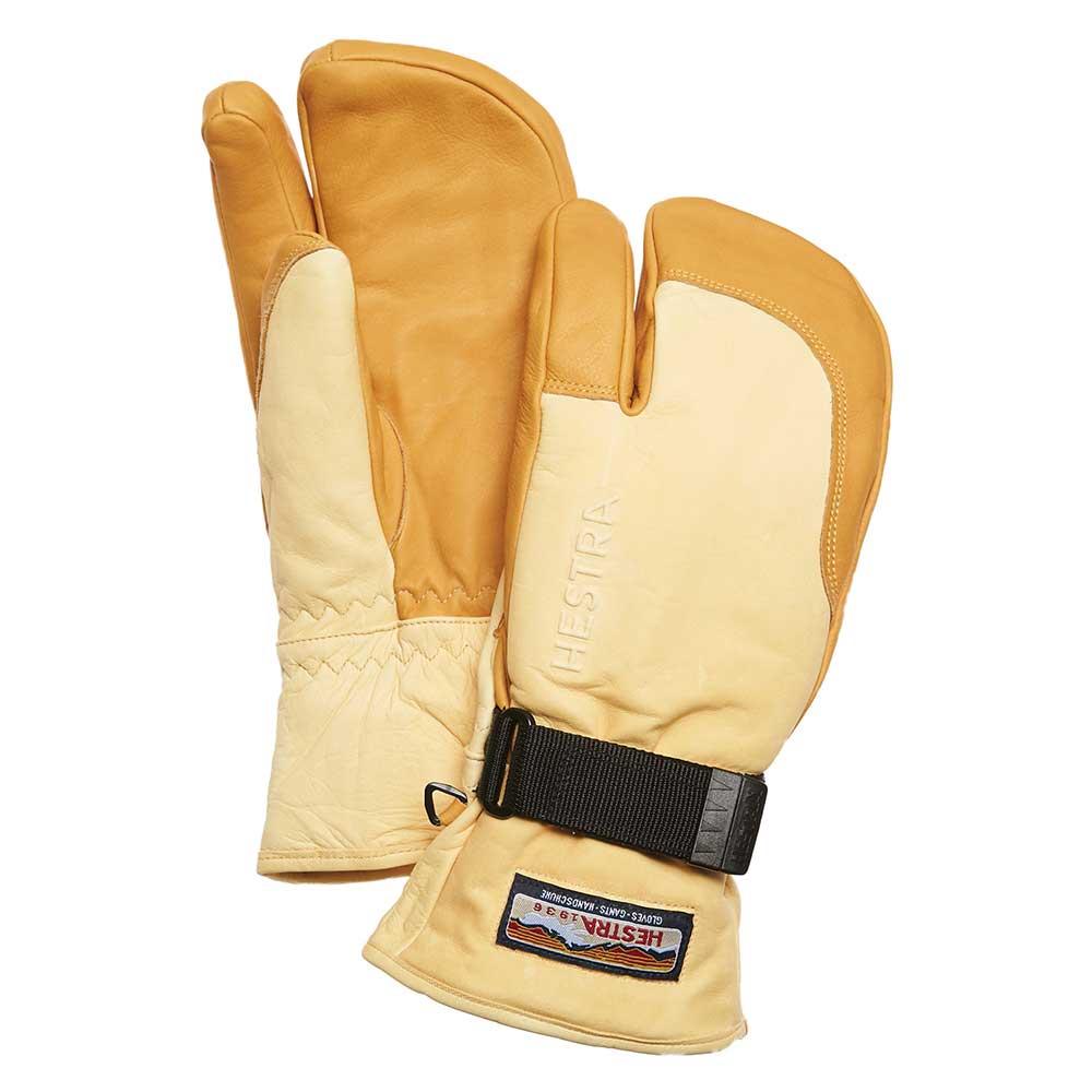 30872 3-Finger Full Leather