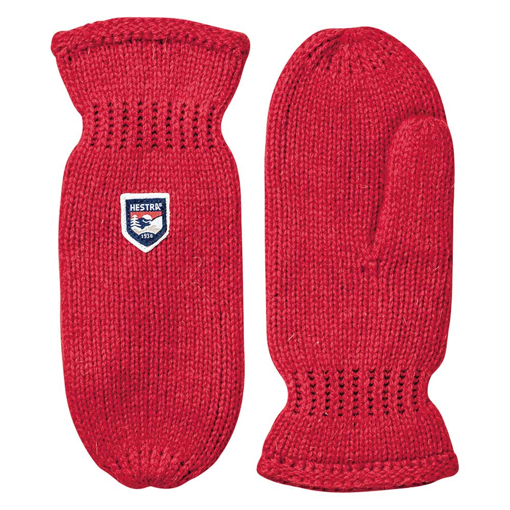 63661 Basic Wool Mitt