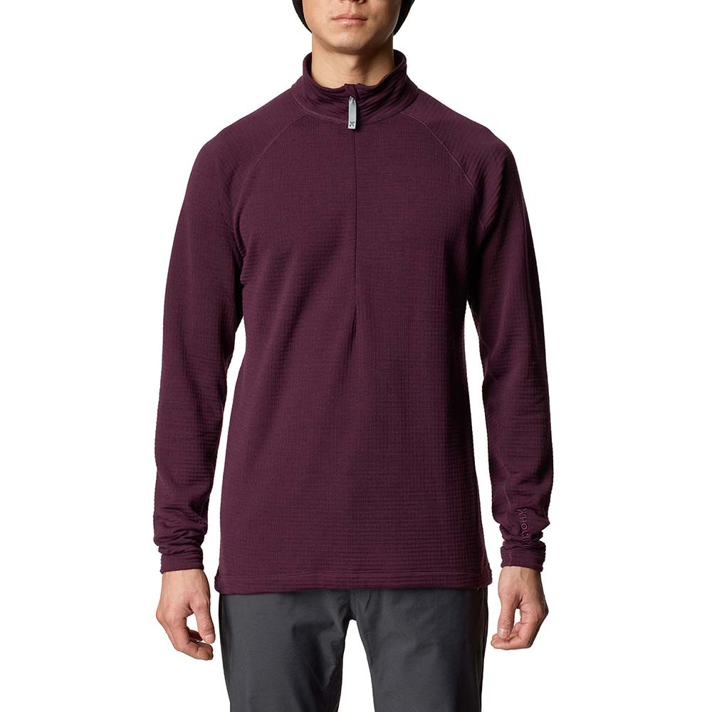 Ms Wooler Half Zip