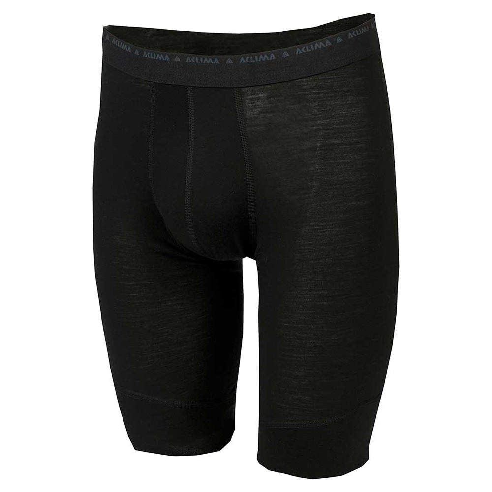 LIGHTWOOL LONG SHORTS [M]