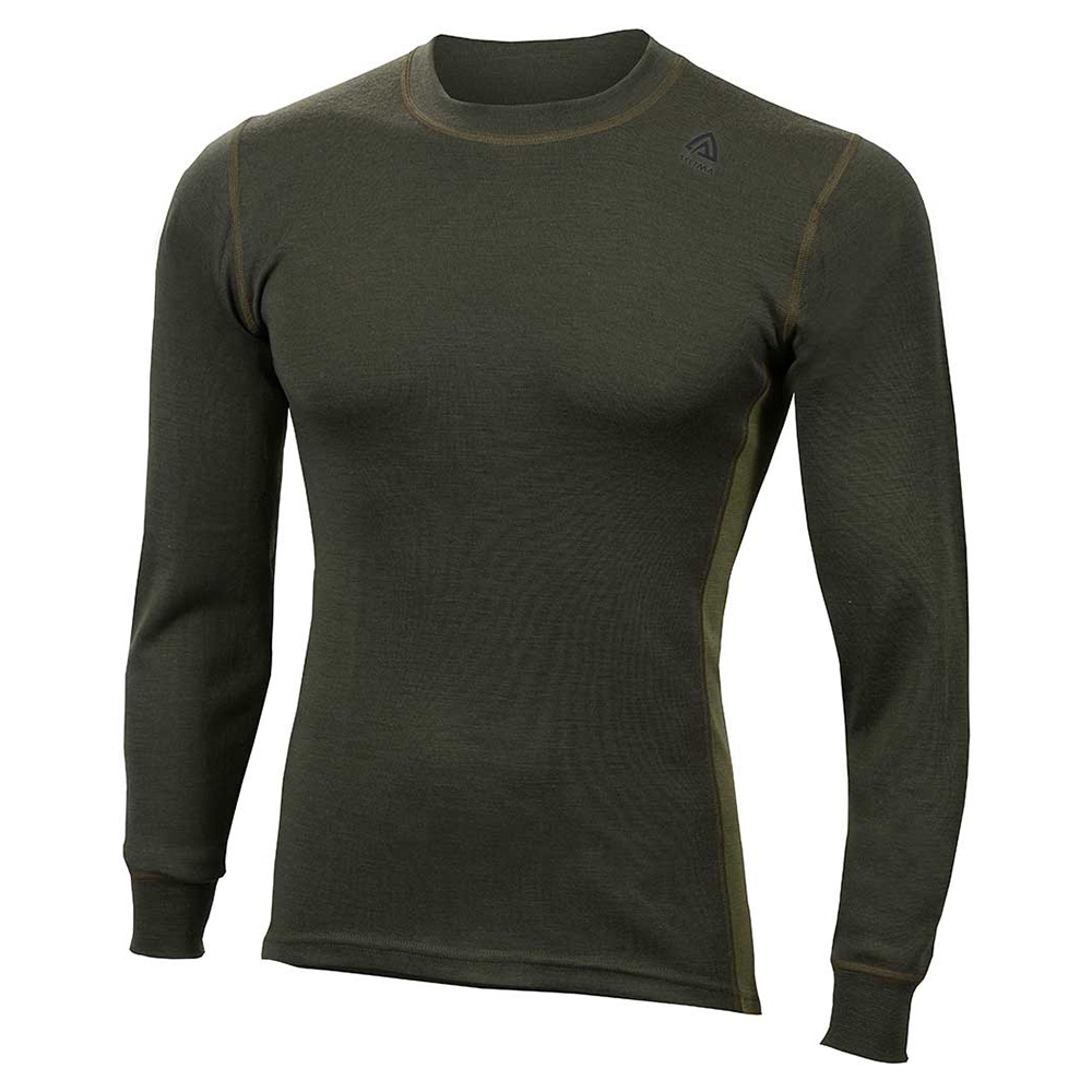 WARMWOOL CREW NECK [M]