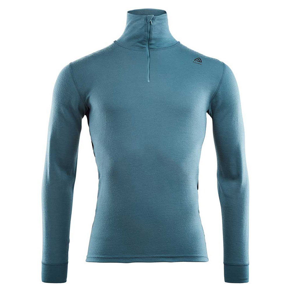 WARMWOOL MOCK NECK W/ZIP [M]