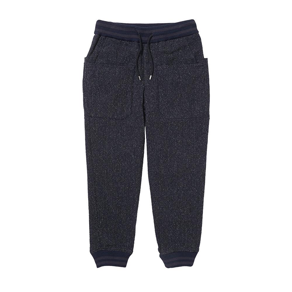 Relax Wool Rib Pant
