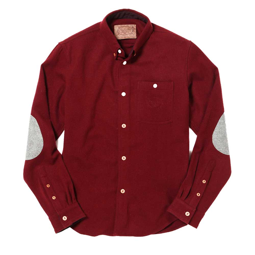 Buttondown Shirt Solid