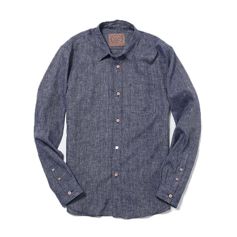 Linen L/S Shirt