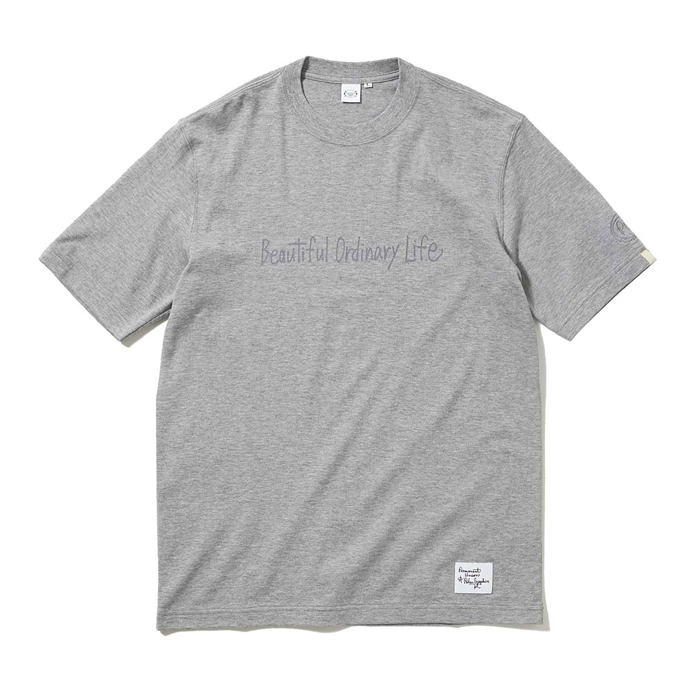 PU PG Loopwheeler T-Shirts – Ordinary-