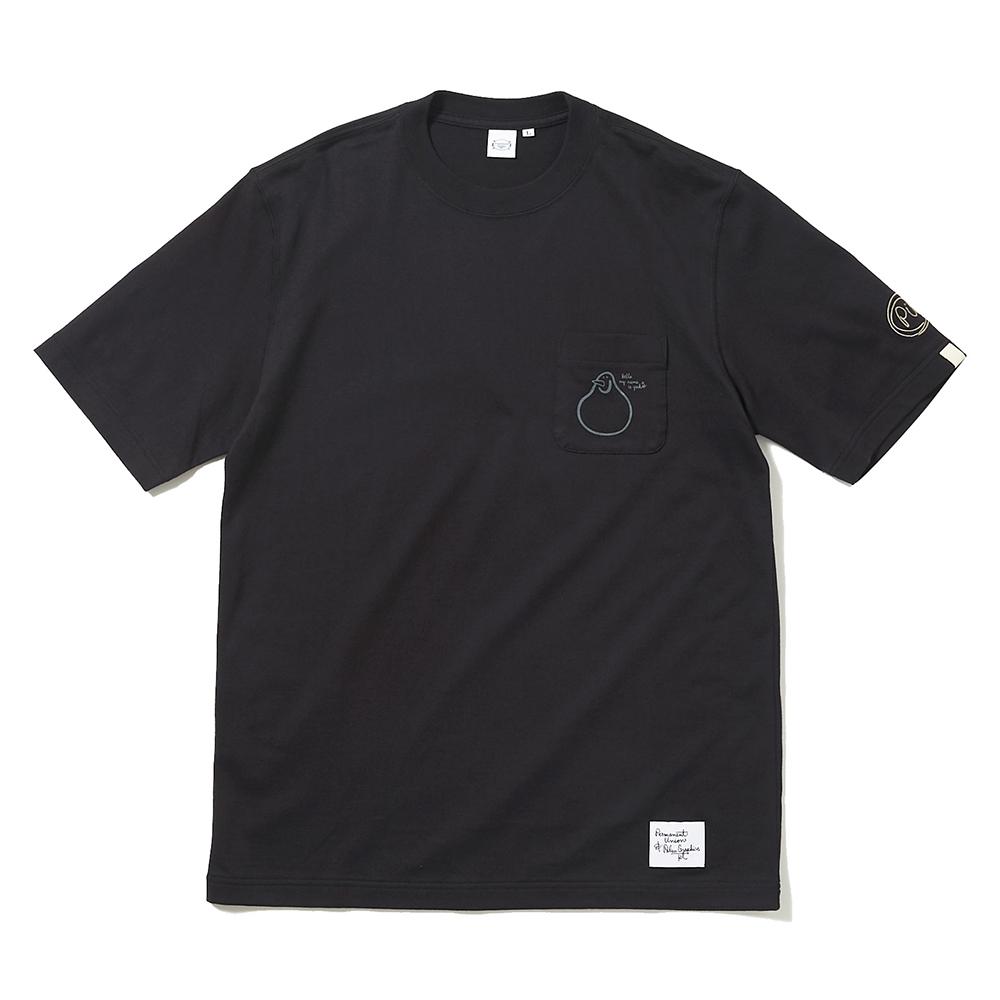PU PG Loopwheeler T-Shirts – YUKIO-