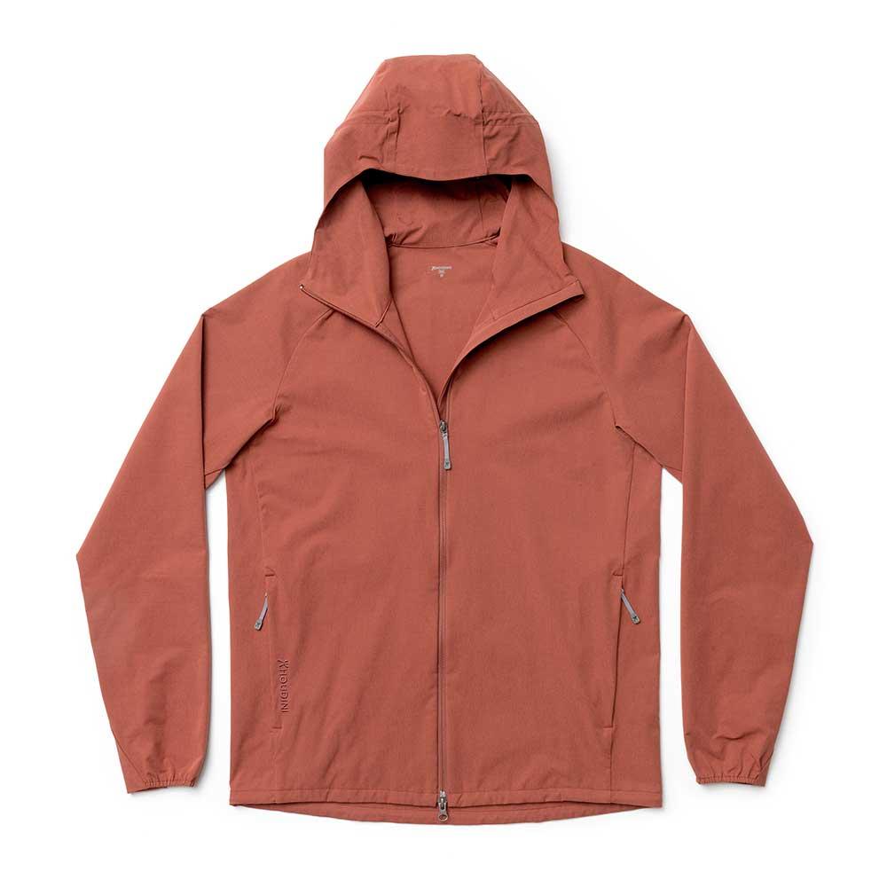Ms Daybreak Jacket (incl. hood)