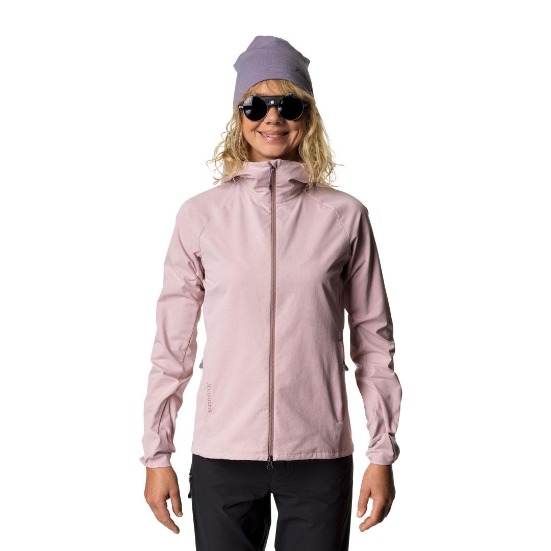 Ws Daybreak Jacket (incl. hood)