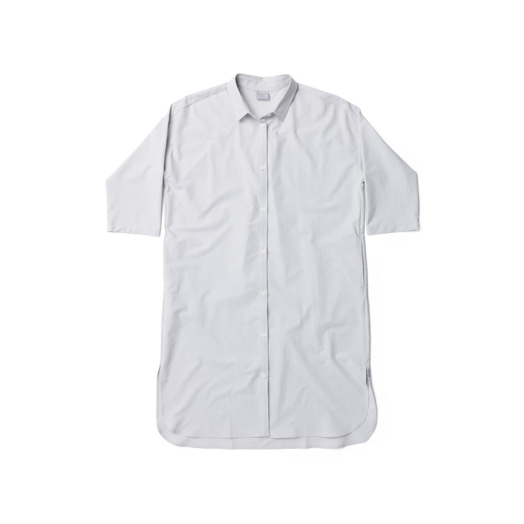 Ws Route Shirt Dress