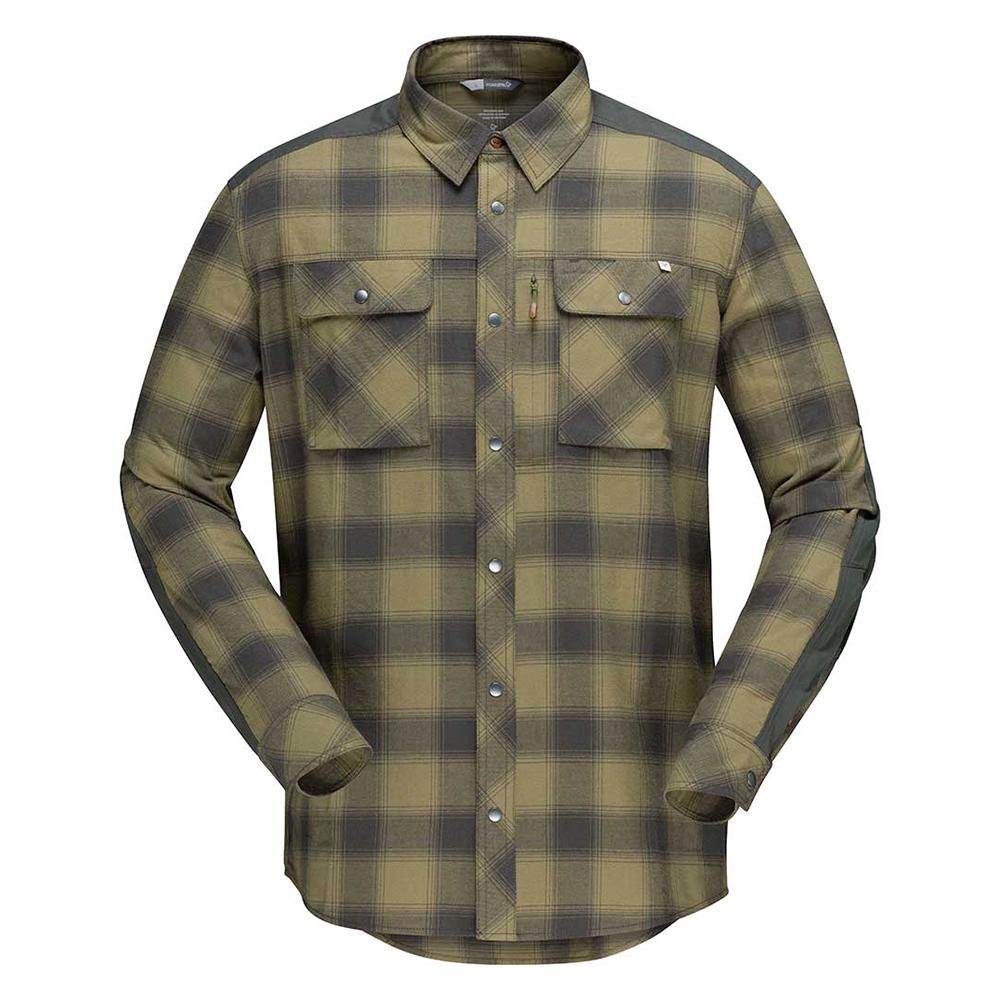 svalbard flannel Shirt (M)