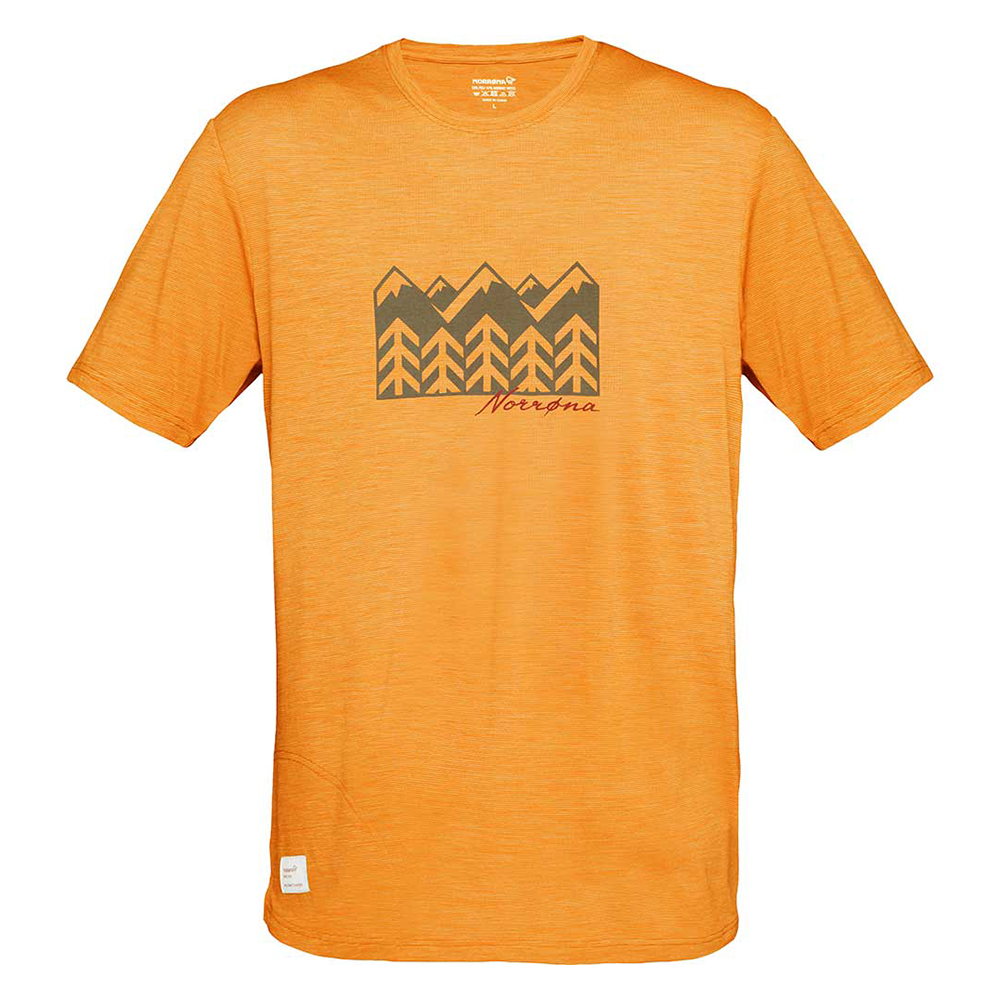 svalbard wool T-Shirt (M)