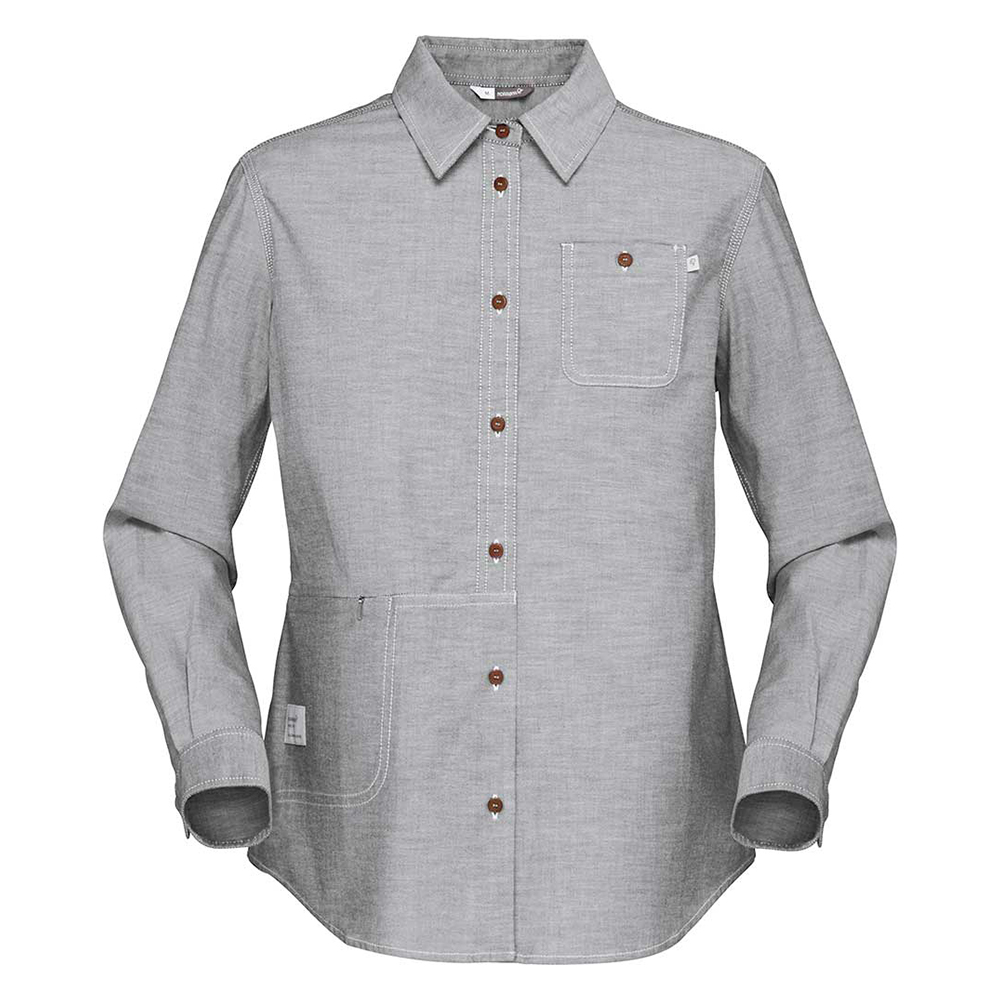 svalbard cotton Shirt (W)