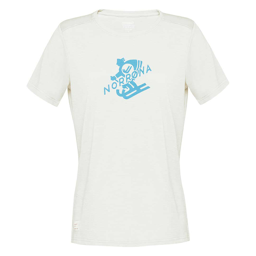 svalbard wool T-Shirt (W)