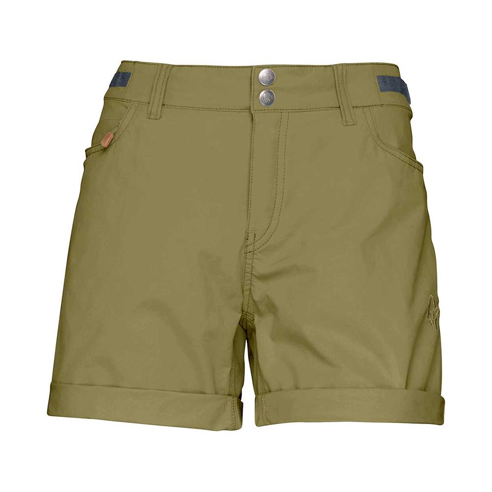 svalbard light cotton Shorts (W)