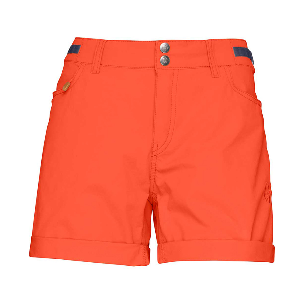 svalbard light cotton Shorts (W)