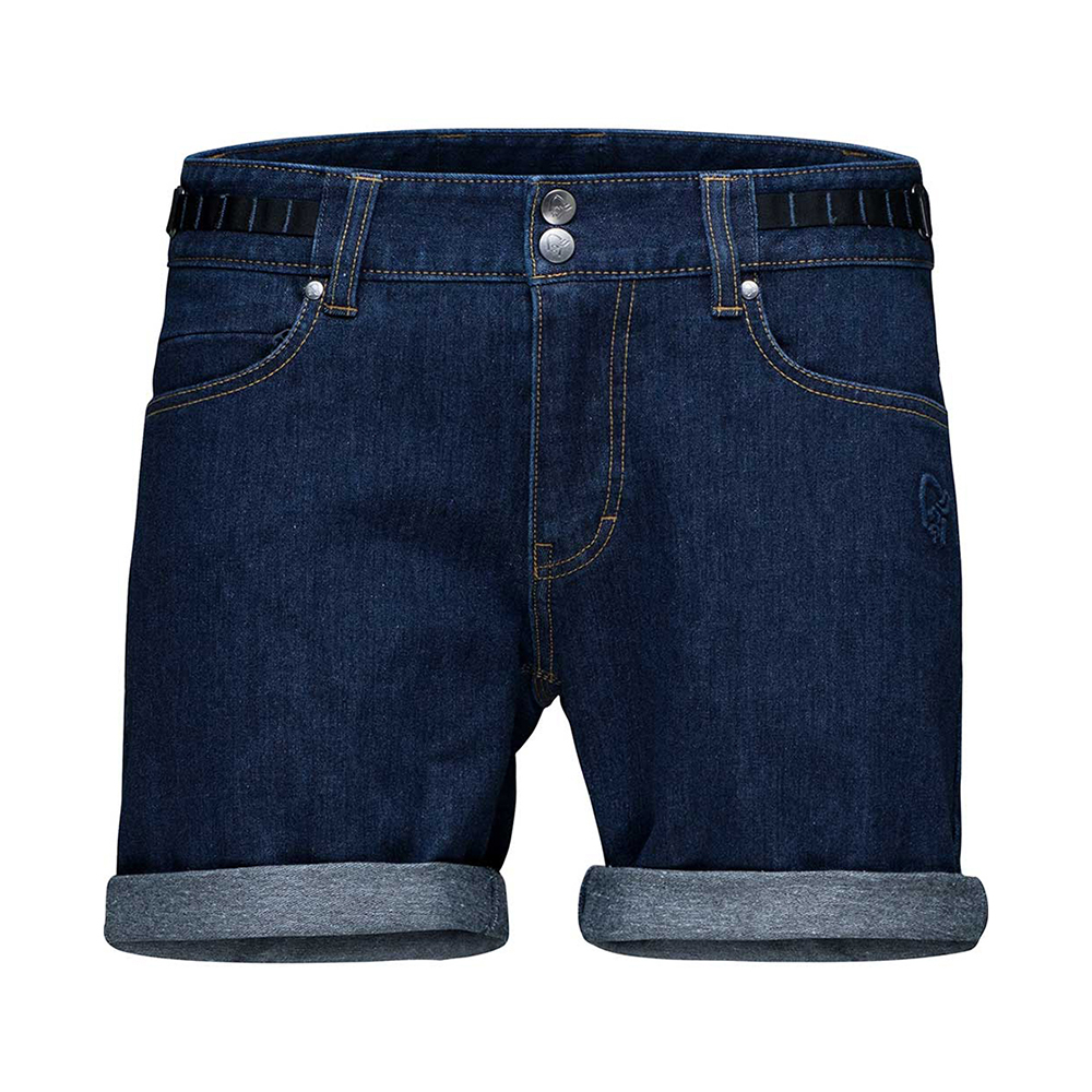 svalbard denim Shorts (W)