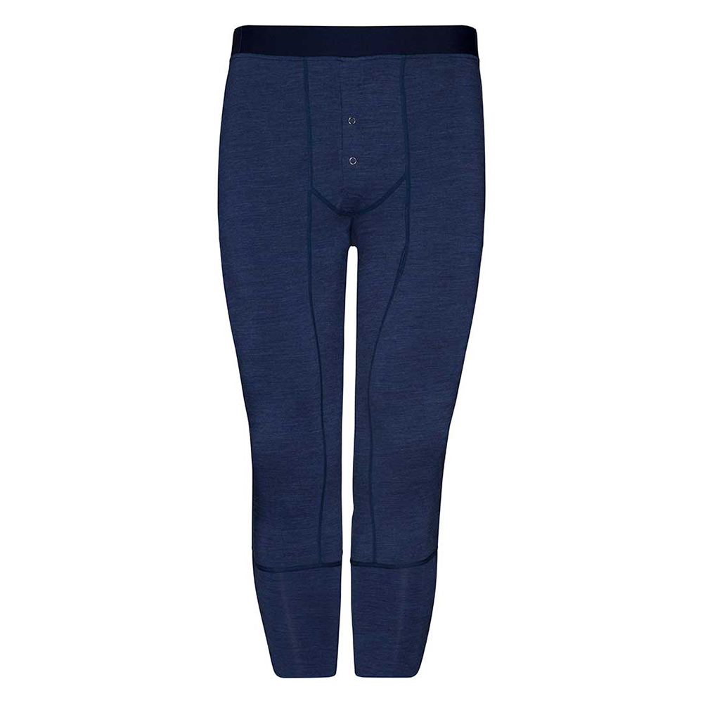 Wool 3/4 fullzip Longs (M)
