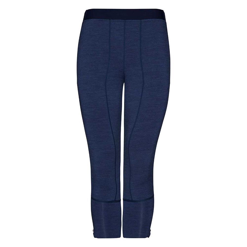 Wool 3/4 fullzip Longs (W)