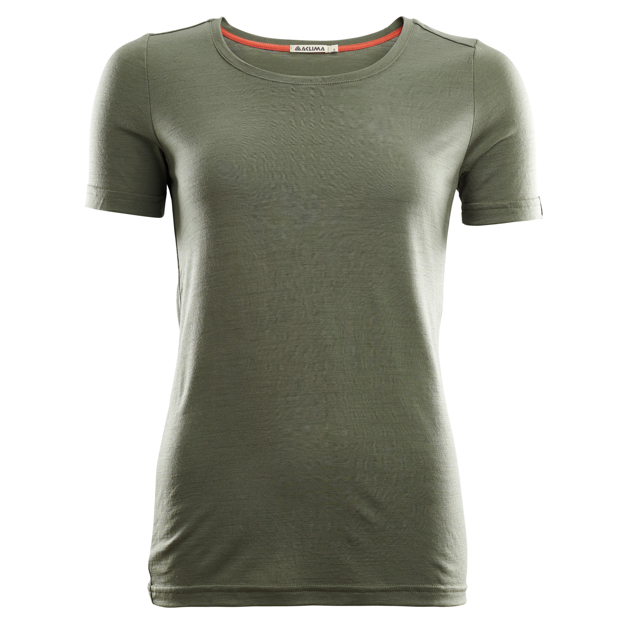 LightWool T-Shirt Round Neck [W]