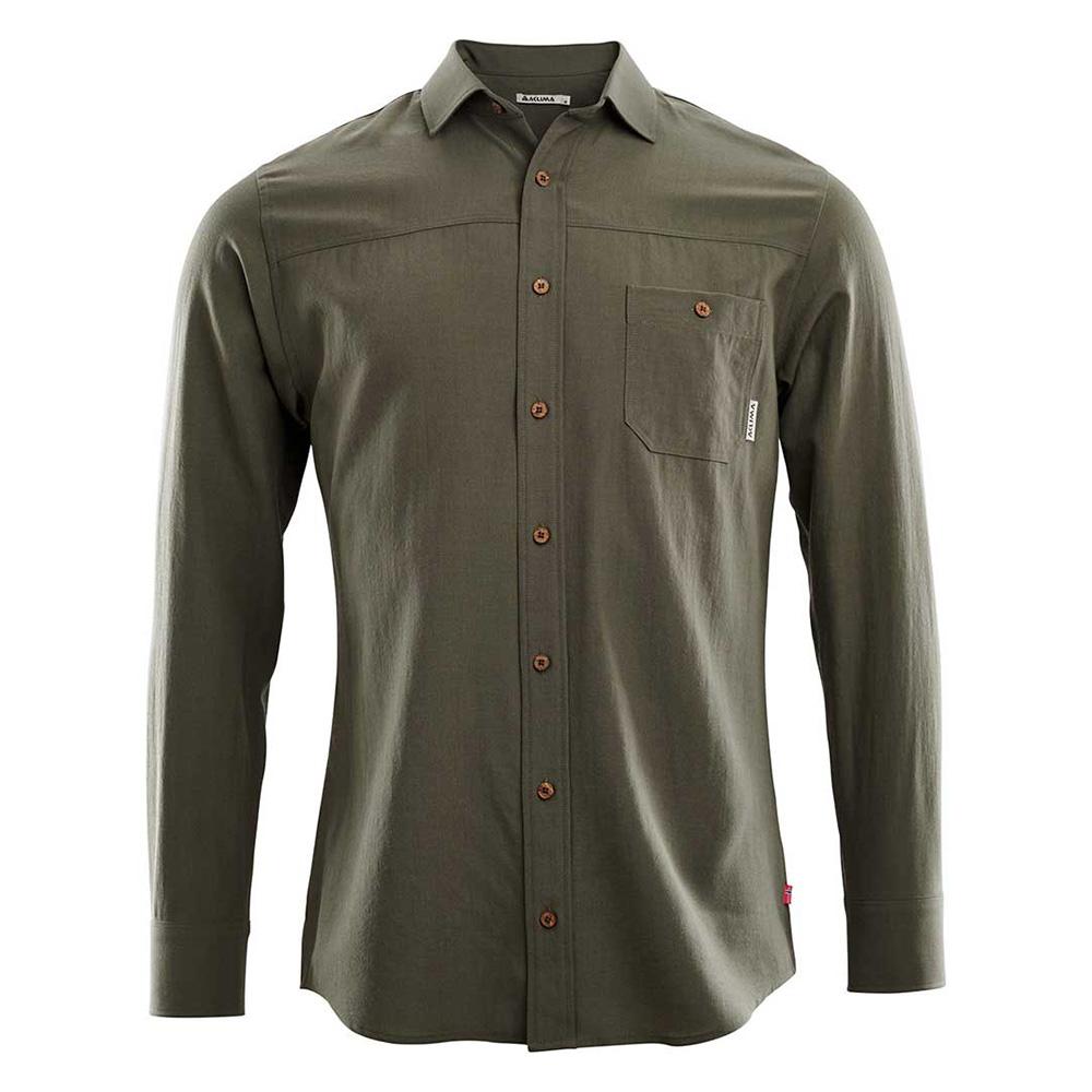 Woven Wool Shirt [M]