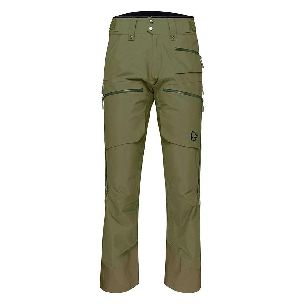 lofoten Gore-Tex insulated Pants (M)