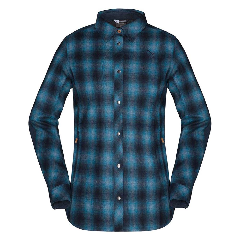 tamok wool Shirt (W)