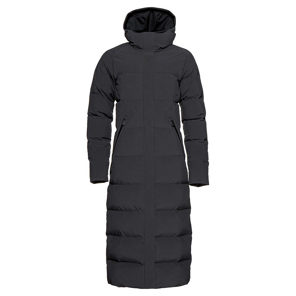 W RACE DOWN COAT