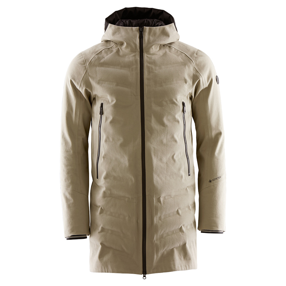 THE GORE TEX COTTON PARKA