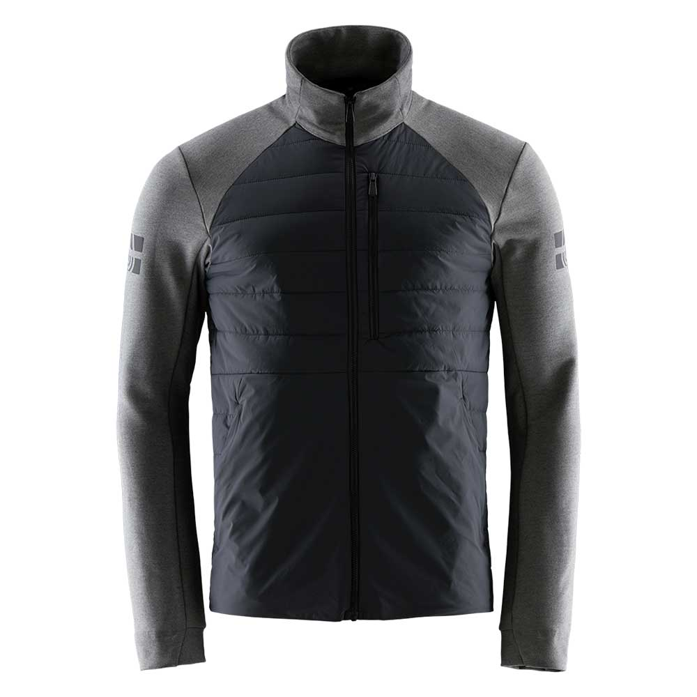 RACE TECH HYBRID ZIP JACKET