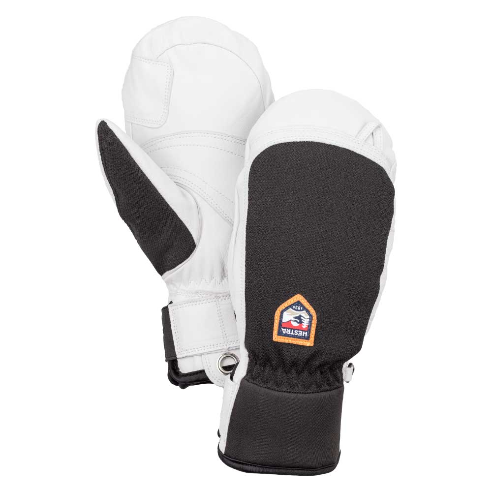 30591 Army Leather Patrol Mitt
