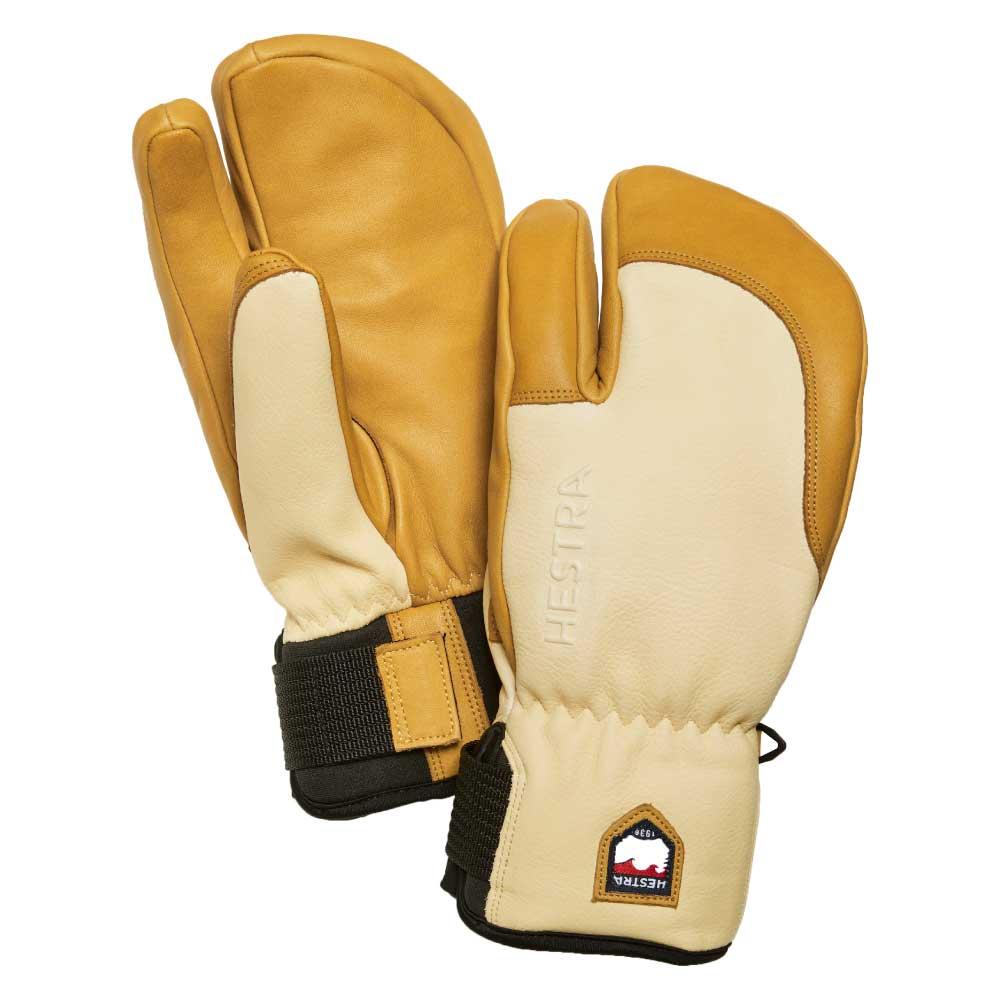 33872 3-Finger Full Leather Short