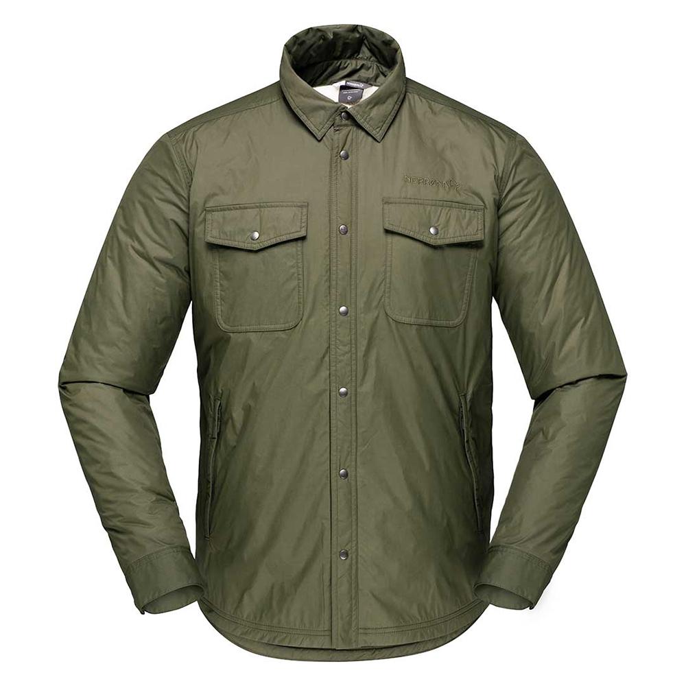 norrøna workwear pile Shirt (M)