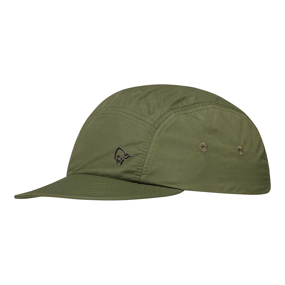 norrøna five panel tech Cap