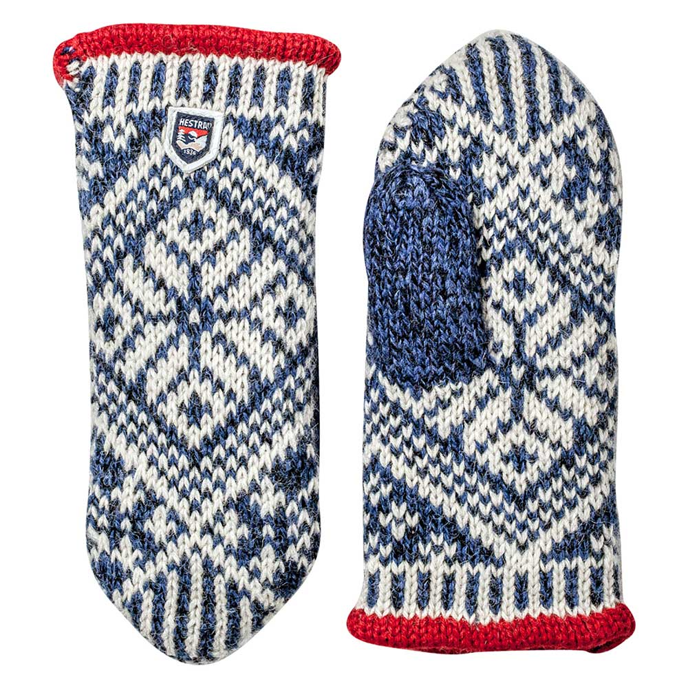 63921 Nordic Wool Mitt