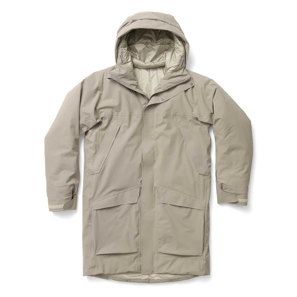 M's Fall in Parka