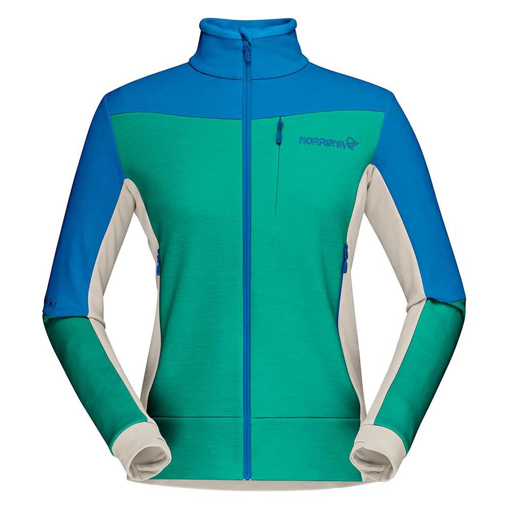 falketind warmwool2 stretch Jacket (W)