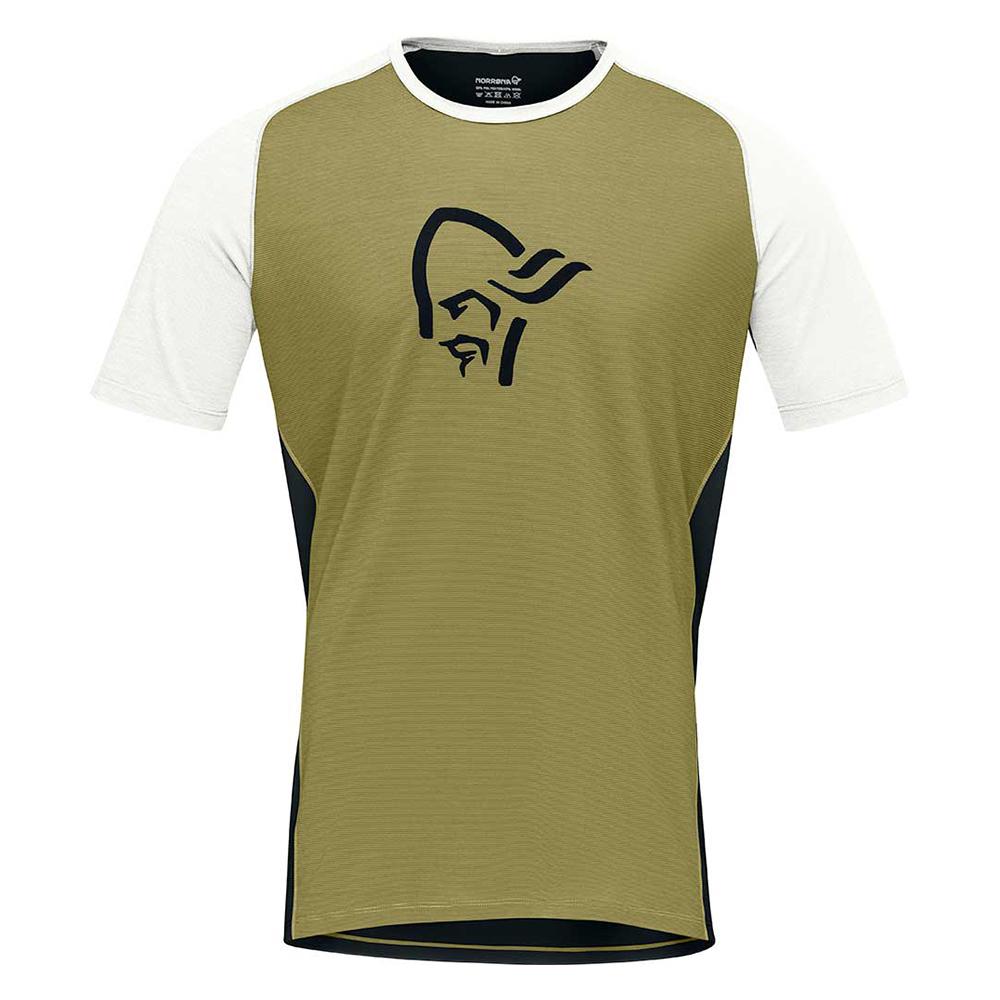 fjørå wool T-Shirt (M)