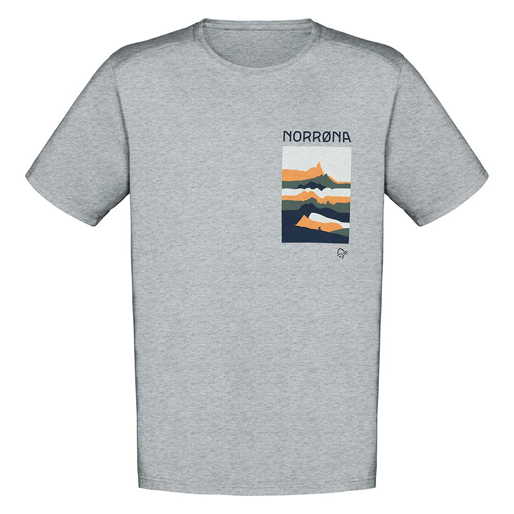 /29 cotton mountains T-Shirt (M)