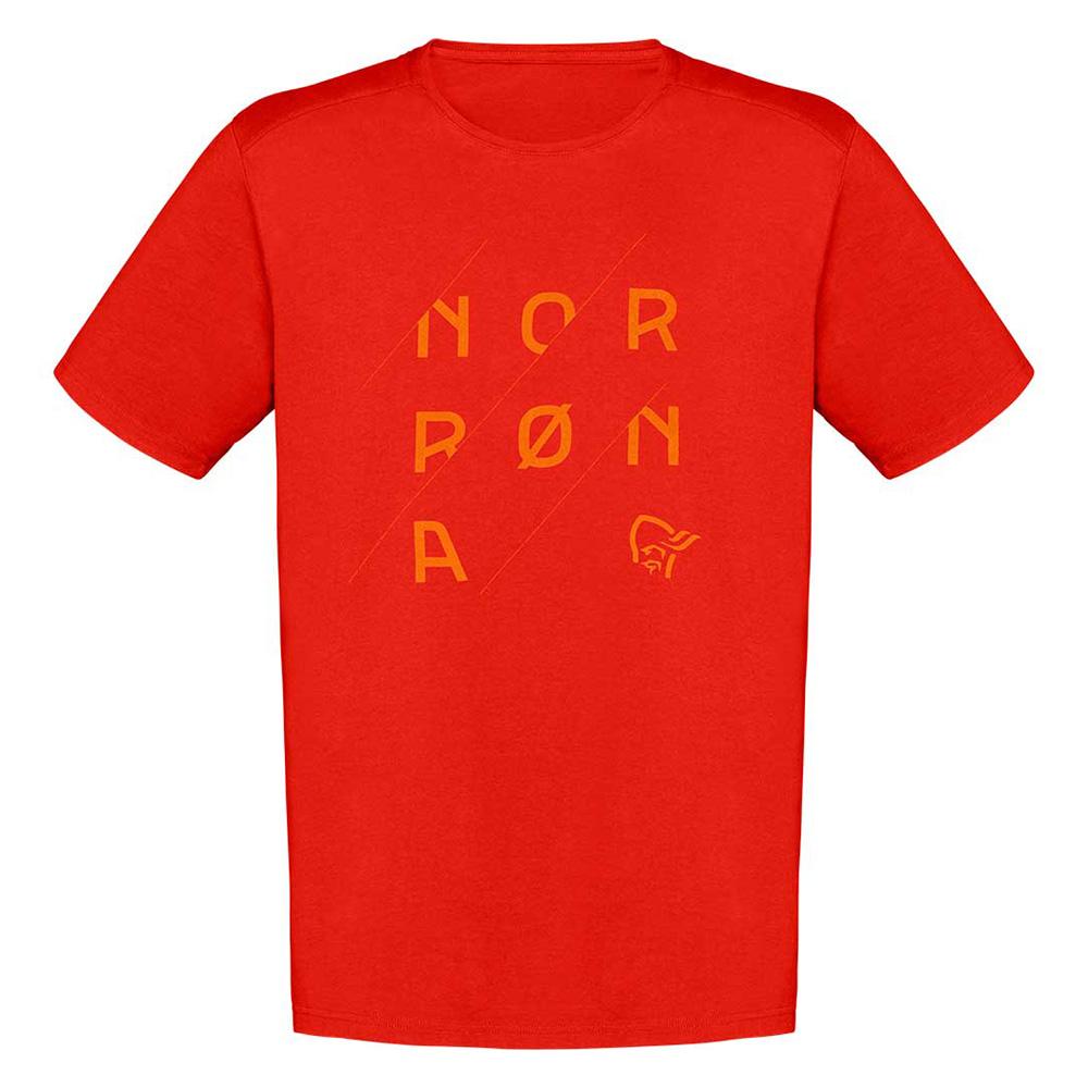 /29 cotton slant logo T-Shirt (M)