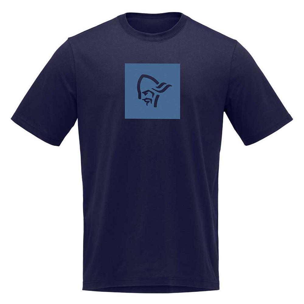 /29 cotton square viking T-Shirt (M)