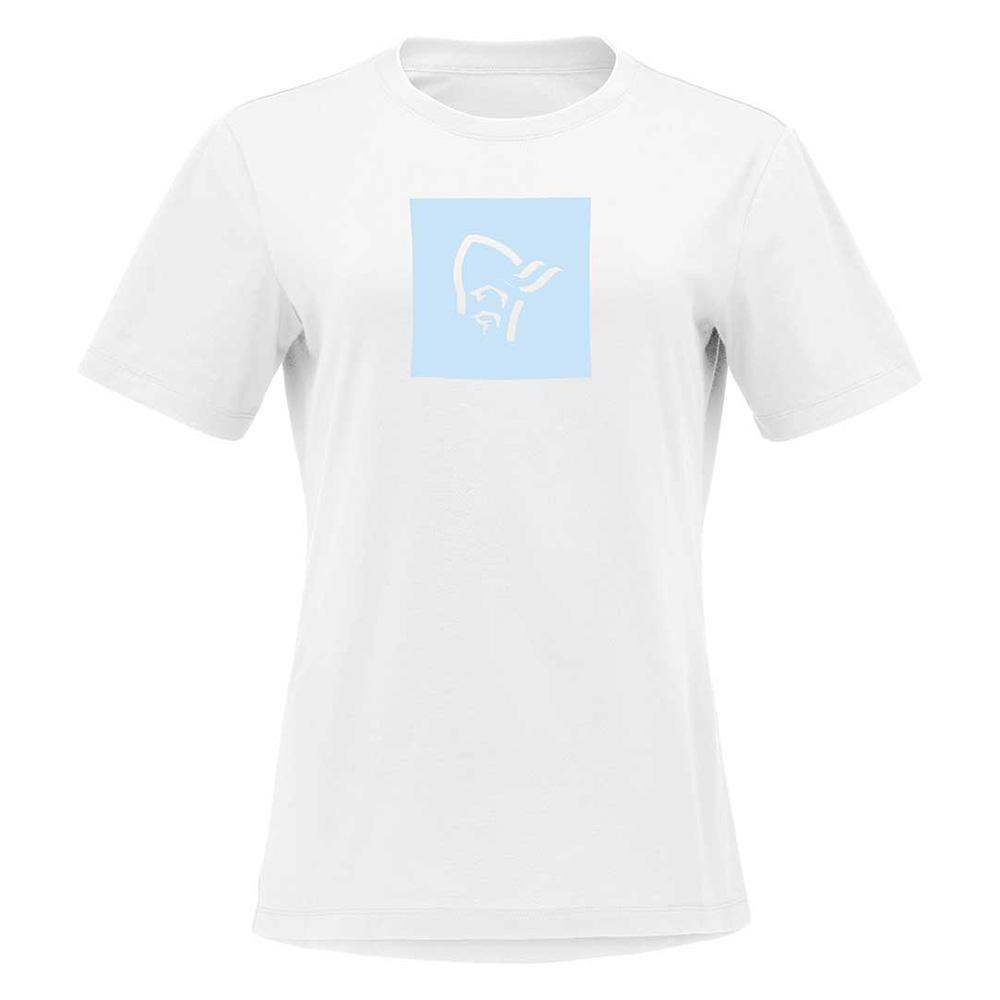 /29 cotton square viking T-Shirt (W)